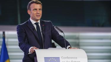 Det er ikke småting, Frankrigs præsident, Emmanuel Macron, lover europæerne i 2019: Vejen til den ny begyndelse skulle gå gennem en »fremtidskonference«, hvor alle europæere kan tage ordet.