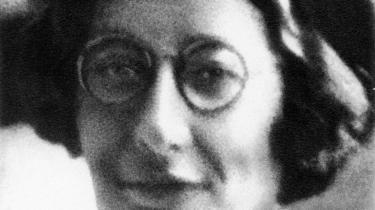 Mystikeren Simone Weil står tilbage som den mest fascinerende af fortællingens fire kvinder.
