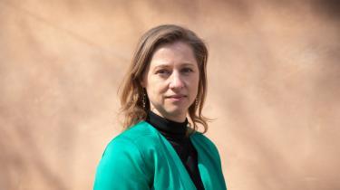 Den socialdemokratiske oveborgmesterkandidat, Sophie Hæstorp Andersen, er bekymret for den store koncentration af indkomstgrupper i København. Hun vil bruge almene boliger, som er redskabet til at sikre en mere blandet by.