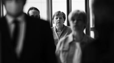 Angela Merkels regering vil øge de tyske klimamål til 65 procent CO2-reduktion i 2030 og CO2-neutralitet i 2045.