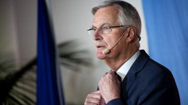 EU's aristokratisk udseende og retlinede Brexit-forhandler, Michel Barnier, vil nu være fransk præsident