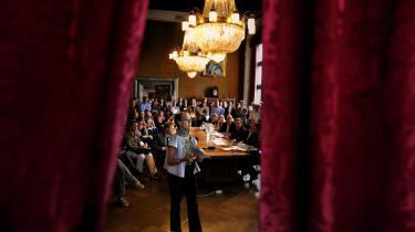 I sin tid som overborgmester i København løb Ritt Bjerregaard gang på gang panden mod en mur af bureaukrati, skriver hun i fjerde bind af sine erindringer, som handler om hendes tid som overborgmester.