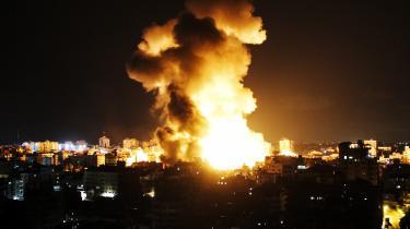 Den seneste opblussen af vold vidner om det problem,USA står over for:at hverken Hamas eller Netanyahu synes interesseret i mere langsigtede løsninger.
