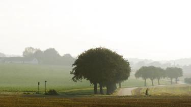 »Under landets nedlukninger har jeg oplevet det at være i København som at gå rundt i tøj, der strammer. De mere åbne landskaber, jeg er vokset op i, har kaldt mere og mere på mig,« skriver Nanna Goul, der har købt et sommerhus på Jungshoved på Sydsjælland.
