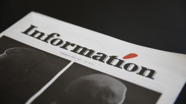 »Det går én vej, og den er digital,« konstaterede den administrerende direktør ved tirsdagens generalforsamling for Information A/S. Der har været et stigende oplagstal og voksende indtægter, og indtægterne bliver brugt på en digitalisering af Dagbladet Information