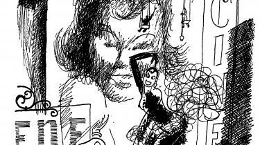 Yvan Golls 'Eurobacillen' er illustreret med tegninger af den russisk-franske maler og bogillustrator Georges Annenkov, som blev født i 1889 og døde i 1974. Annenkov var en af Golls venner og var en central del af den russiske avantgarde, inden han i 1924 flyttede til Paris. Han gjorde sideløbende karriere i filmbranchen som kostumedesigner. (Kilde: Adam Paulsens efterskrift).