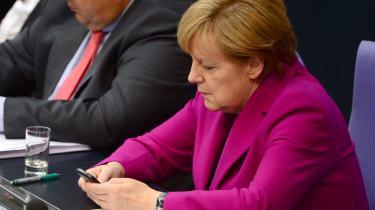 Søndag kunne DR afsløre, at NSA angiveligt har brugt det dansk-amerikanske kabelsamarbejde til at spionere mod blandt andet den tyske kansler Angela Merkel