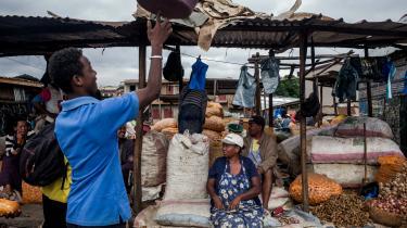 Måske har de små, lokale erhvervsdrivende i Afrika simpelthen ikke lyst til blive integreret med de store driftsvirksomheder.