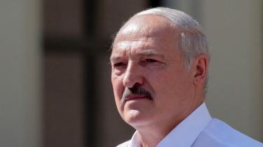 Netop nu diskuteres det i EU, om Belarus skal pålægges »en stor og lang spiral af sanktioner«, som Tysklands udenrigsminister Heiko Maas har truet Lukasjenko med, hvis han ikke frigiver Roman Protasevitj og flere hundrede andre politiske fanger.
