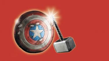 Selvfølgelig er Marvels mange superheltefilm og -serier skamløst kommerciel underholdning. Men de udgør også en sammenhængende mytologi og en anderledes prisme at betragte verden igennem. Informations filmredaktør har grinet, gyset og grædt sig igennem de 23 første film – igen – og forklarer her det monumentale værk forfra