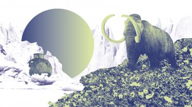 Bajere i Herlev, atombomber i Grønland og en kæmpe fryser i Brøndby har alt sammen hjulpet videnskaben frem imod at forstå, hvordan klimaets historie hænger sammen, og hvad det er for balancer, mennesket er ved at rykke på