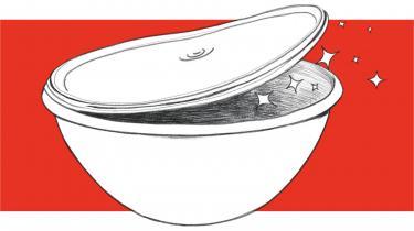Født i efterkrigstidens gyldne år, ringforlovet med firsernes mikroovnskultur og udskammet af plastikfornægtere efter årtusindskiftet. Tupperware stod for det oprindelige opgør med madspild og brug-og-smid-væk-kulturen – det har givet de ikoniske beholdere ny aktualitet