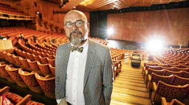 Statens Kunstfonds bestyrelsesleder, Michael Bojesen, trækker sig nu.