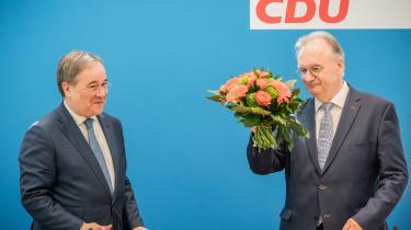 Sejr til Reiner Haseloff og CDU på 37 procent af stemmerne i østtyske Sachsel-Anhalt er at foretrække for den venstrefløjen frem for de spåede 25 procent til indvandrerkritiske AfD