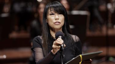 Unsuk Chin modtog Sonnings Musikpris 2021.