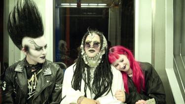 'Klub Kranium' handler om tre unge mennesker – Josephine, Mareridt og Jay – der er en del af subkulturen goth.