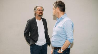 I en forespørgselsdebat i Folketinget har Liberal Alliances Henrik Dahl (tv.) kaldt islamforskeren Jakob Skovgaard-Petersen (th.) »notorisk enøjet« og hans forskning utroværdig og aktivistisk.