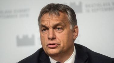 Tirsdag blev endnu en lov, der svækker rettighederne for Ungarns LGBT+-personer, vedtaget. Og EU's magtesløshed over for Viktor Orbáns regering blev endnu en gang udstillet