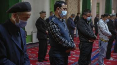 »Som forskere er vi blevet viklet ind i en geopolitisk kamp. Presset er blevet enormt,« fortæller den danske antropolog Rune Steenberg, som forsker i Kinas uighuriske mindretal.