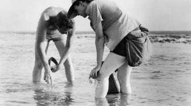 Rachel Carson var uddannet marinbiolog og er i dag kendt som en af de mest afgørende skikkelser inden for den amerikanske miljøbevægelse, som hun var med til at kickstarte med bogen 'Silent Spring' fra 1962. Fotoet her er fra 1952.