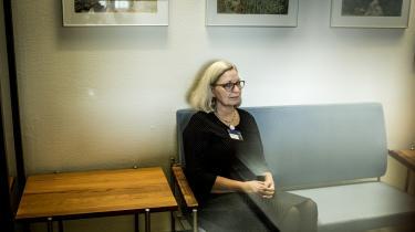 Efter svære diskussioner valgte Etisk Råd med formand Anne-Marie Axø Gerdes i foråret at anbefale, at aldersgrænsen for juridisk kønsskifte sænkes til 10-12 år.
