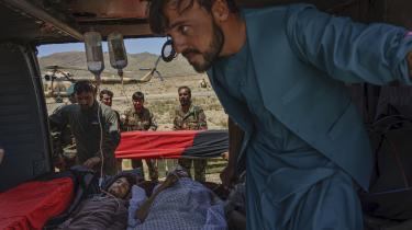 Når Joe Biden fredag mødes med Afghanistans præsident, Ashraf Ghani, vil han uden tvivl fastholde tilbagetrækningen af de amerikanske tropper. Det vil give endnu mere råderum for Talebans islamiske militser, som allerede nu, efter at USA's luftstøtte er svundet ind, påfører Kabul-regeringens styrker flere nederlag end tidligere.