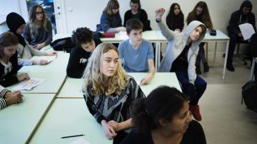 En større del af den gruppe af elever, der bliver vurderet uddannelsesparate, godt kunne være tilbøjelige til at vælge noget andet end gymnasiet, hvis blot de fik noget vejledning, der kunne udfordre dem og sætte en refleksion i gang, skriver dagens kronikør.