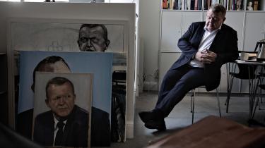 Lars Løkke Rasmussen lancerede sig selv som manden i midten. Men er midten egentlig et godt sted at regere fra?