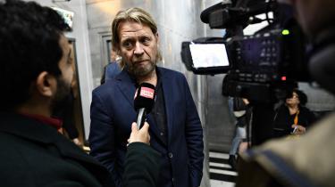 Bestyrelsen på Den Europæiske Filmhøjskole, EFC, har »naturligvis ikke dækket over en krænker«, skriver blandt andre Jørgen Ramskov, der netop er valgt som ny bestyrelsesformand. Han overtager posten fra instruktør Ole Christian Madsen, der fratræder på grund af »en arbejdsmæssigt meget intens periode«.