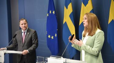 Centerpartiet og deres partileder Annie Lööf har ledt den svenske venstrefløjs unge på vildspor, mener Åsa Linderborg