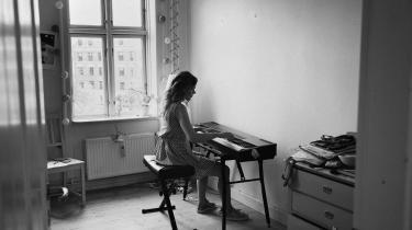 For jazzkomponist og bigbandleder Kathrine Windfeld er kunsten at skabe balance mellem det organiserede og det løsslupne.