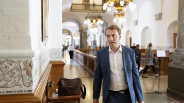 Jakob Ellemann-Jensens borgerlige klimaprojekt er så ukonkret, at klimaordfører for Dansk Folkeparti, Morten Messerschmidt, næsten ikke kan forholde sig til det. Det er dømt til at fejle, siger han.