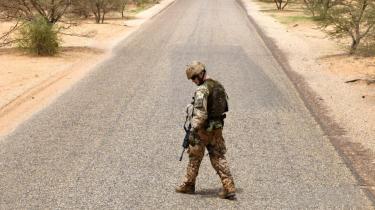 Trods flere års indsats fra Vesten har det ikke været muligt at bremse udviklingen i Sahel-regionen, hvor islamistiske grupperinger fortsætter med at vinde frem og står bag et stigende antal angreb. Udenrigsminister Jeppe Kofod frygter, at den voksende konflikt vil udvikle sig til en migrationskrise