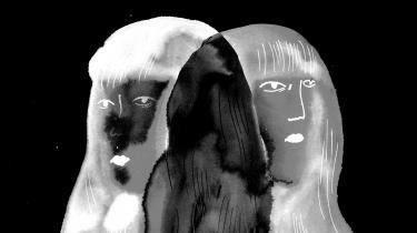 Sommerregnen vælter ned udenfor, og Fine Gråbøl læser igen Kirsten Thorups digtsamling 'I dag er det Daisy' fra 1971, der handler om en gruppe unge venner, som dalrer rundt i København og senere i Bologna – i en ny serie om unge forfattere, der skriver om et hovedværk af en ældre forfatter