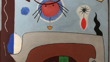 Vilhelm Bjerke Petersen var ikke en kunstner, der holdt sig til én stil igennem sit virke. Han gør fra abstraktion til figuration og tilbage igen og bekender sig til forskellige retninger, der kan virke indbyrdes modstridige – som for eksempel konkret kunst og surrealisme.