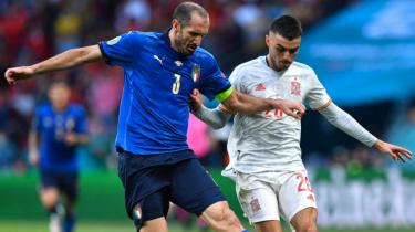 England slog os ud af EM. Men de vinder ikke finalen, som spilles søndag den 11. juli, på Wembley. Det gør Italien. Sammen med Danmark har italienerne spillet den smukkeste og mest omstillingsparate fodbold ved slutrunden