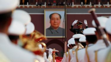 Mao er central i fejringen af 100-året for det kommunistiske parti i Kina.