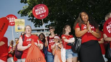 Omkring4.750 sygeplejersker startede den 19. juni med at strejke. Den 10. august vil yderligere 702 sygeplejersker blive omfattet af strejken. Derefter er planen gradvist at øge strejken måske uge for uge.