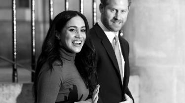 Prins Harry og Meghan fik 6. juni deres barn nummer to.