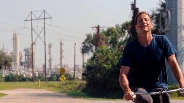 Simon Rex spiller den fallerede pornostjerne Mikey, der i Sean Bakers 'Red Rocket' forsøger at stable sit liv på benene igen.