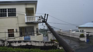 Skaderne efter orkanen Elsa, der hærgede Caribien i starten af juli, løber op i 290 millioner dollar og viser – igen – hvad der står på spil for verdens små østater, når det handler om menneskeskabte klimaforandringer.