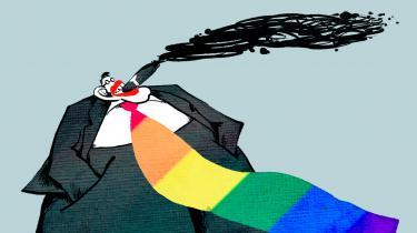 »Den nye kapitalisme er ligesom den gamle kapitalisme. Bare med en helt masse læbestift,« siger Anand Giridharadas, forfatter til bogen 'Winner Take All: The Elite Charade of Changing the World'.