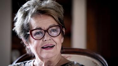For nylig var der stor ståhej om et interview med Ghita Nørby, som til tider i sin lange karriere har udvist rettidig omhu over for pressen og sagt sin ærlige mening. Det bryder pressen som sådan sig almindeligvis ikke om.