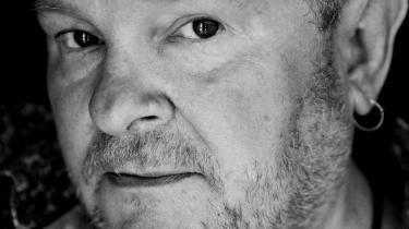 Digter og forfatter Mikael Josephsen var hjemløs, narkoman og alkoholiker i 1980'erne. Tidligere i år udgav han romanen 'De andre'.