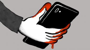 Årligt sælges der halvanden milliard smartphones verden over. Vi leder efter en model uden kinesiske aftryk