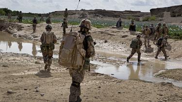44 danske soldater mistede livet under NATO's indsats i Afghanistan.