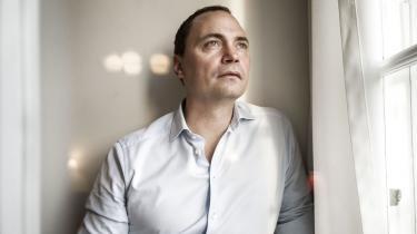 Tommy Ahlers har forladt sin plads som folketingsmedlem for Venstre (V).