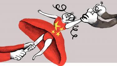 Kinesiske brands savner høj global genkendelighedsværdi. Til gengæld har Kina sat sig på legetøjsbranchen: Verdens mest populære børneapp og næsten hele verdens legetøjsproduktion er kinesisk