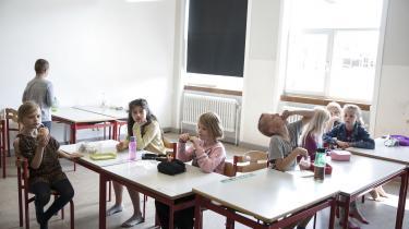 De Radikale fortryder folkeskolereformen og lover folkeskolen mere frihed. Arkivfoto fra Gram Skole.