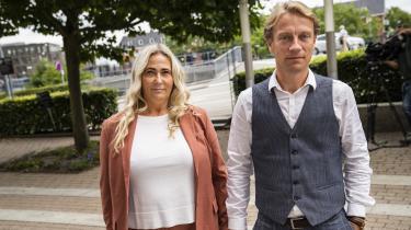 Morten Messerschmidt kaldte Rikke Karlsson »en lidt forvirret pige«fra Rebild. Mandag afgav hun sin forklaring i sagen imod ham, og den var bestemt ikke til hans fordel